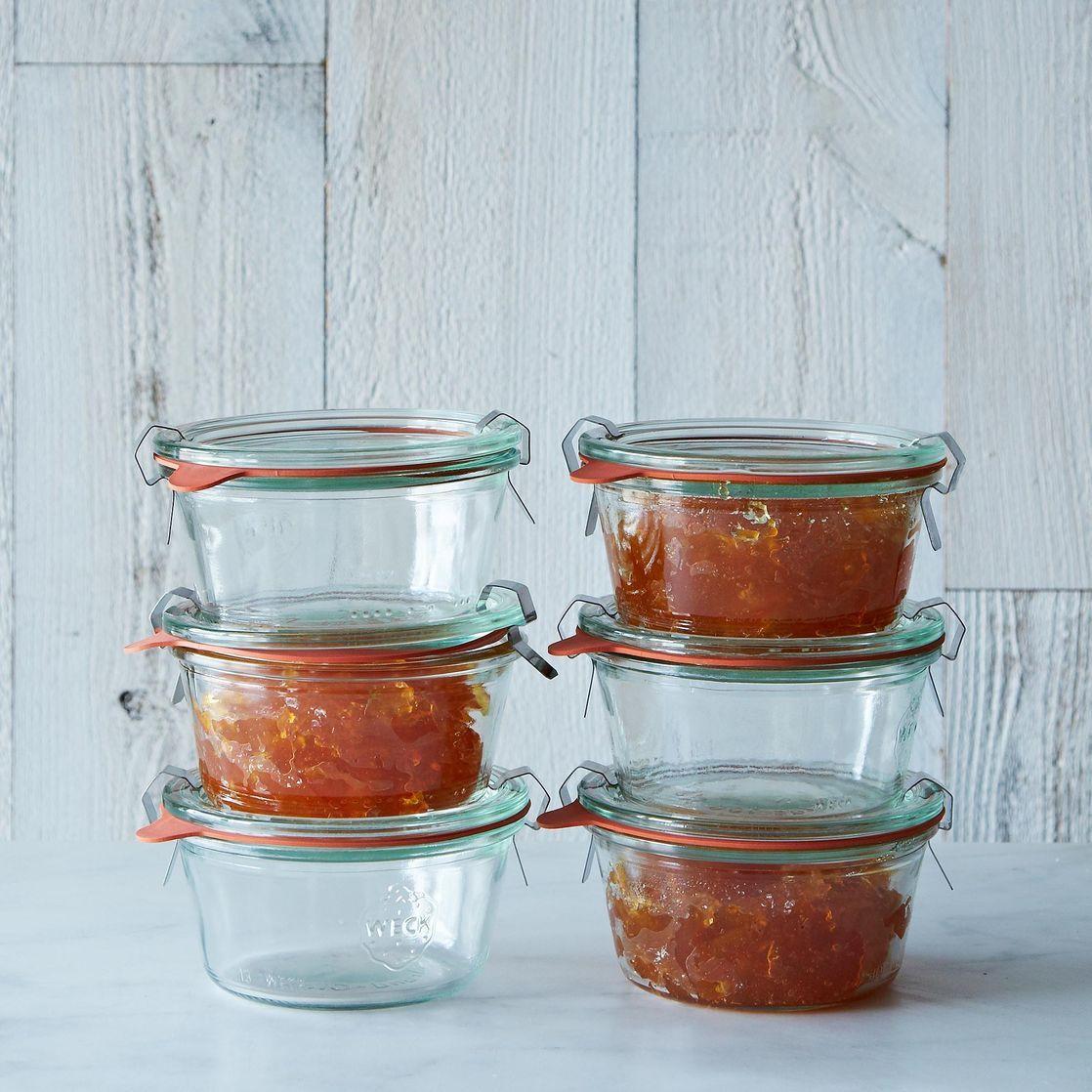 Weck Mold Jars (Set of 6) | Kitchens