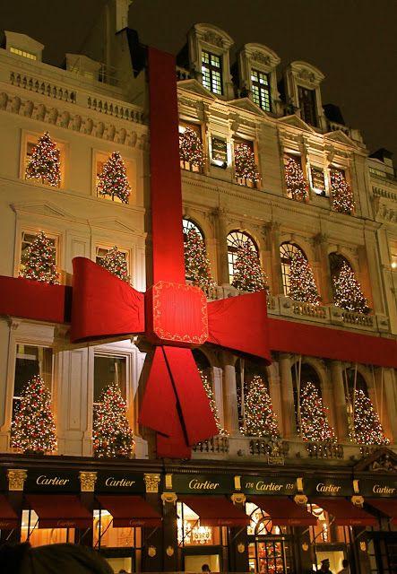 Pas Grand Chose London Christmas Shopping London Christmas Christmas In The City Holiday