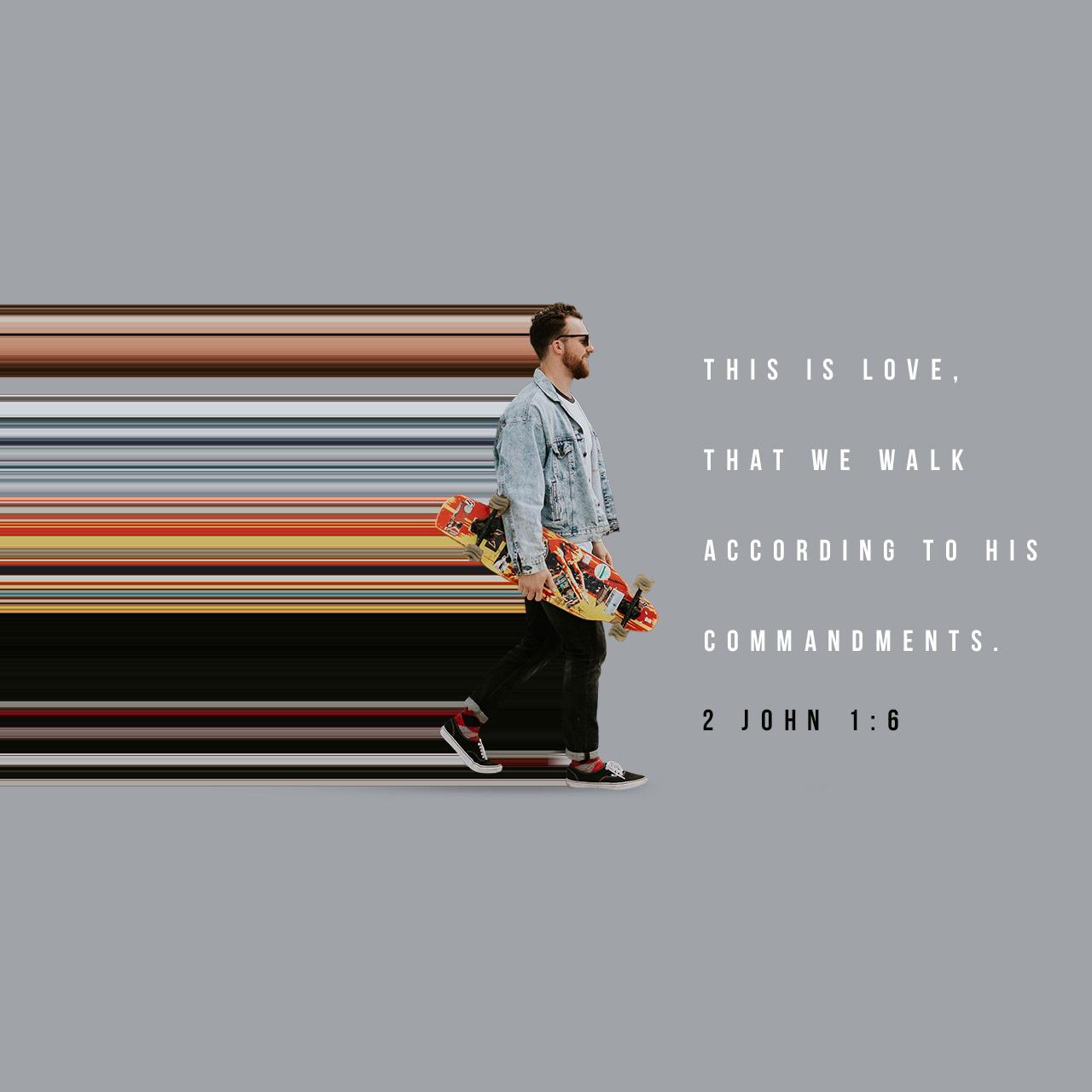 2 John 16 NIV Bible apps, Youversion bible, Bible