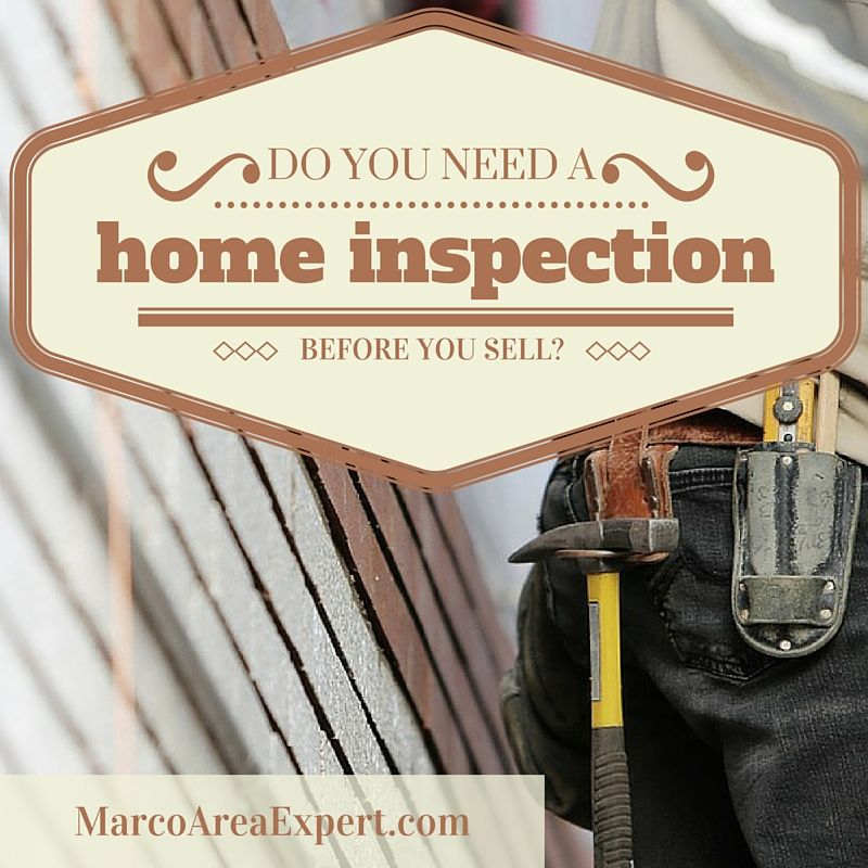 Should You Have Your Home Inspected Before You Put It on the Market?