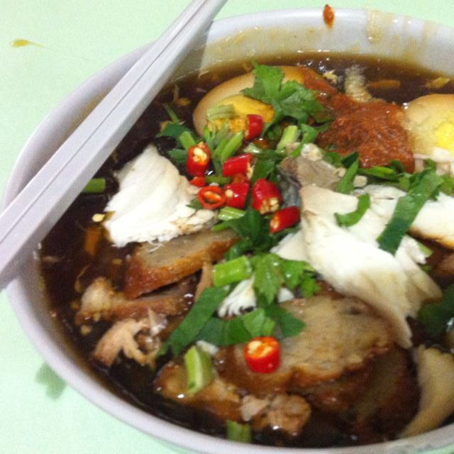 01-129 Tiong Bahru Lor Mee @ Old Airport Road Food Centre