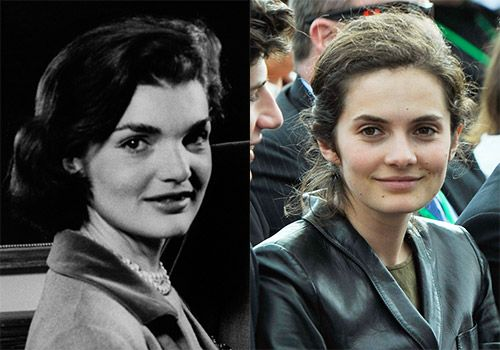 Jackie O S Granddaughter Looks Like Her Twin See The Pics