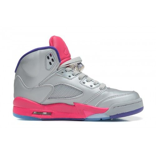eea1fbf5e9f aliexpress nike air jordan 5 retro bel air grey purple pink kool  keyringskool keyrings 0f90b 8457b; low cost 440892 009 air jordan 5 retro  cement grey pink ...