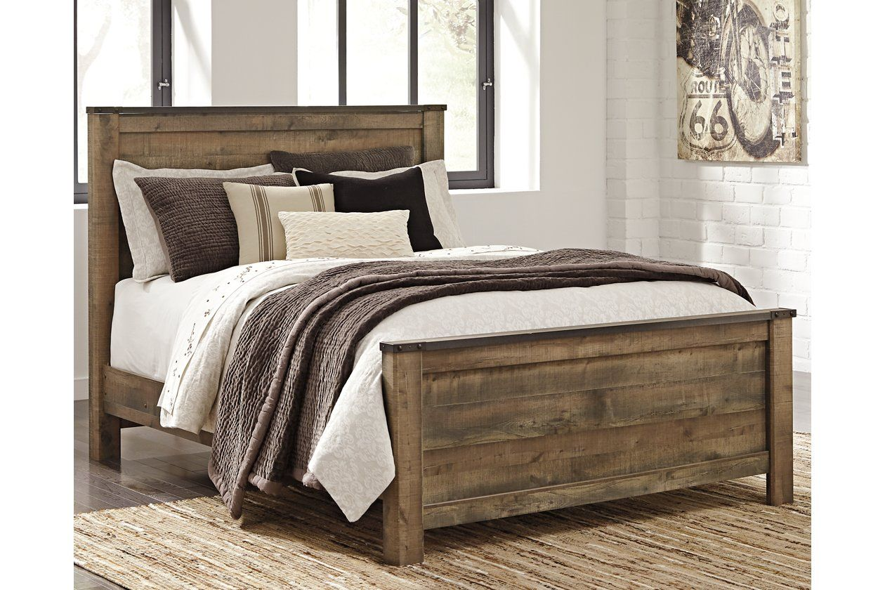 Trinell 4Piece Bedroom Package Ashley Furniture