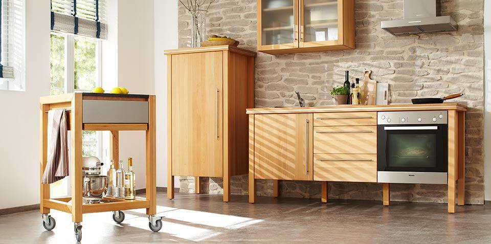 Nett Einzelne Kuchenmobel Kuche Kitchen New Kitchen Und Home