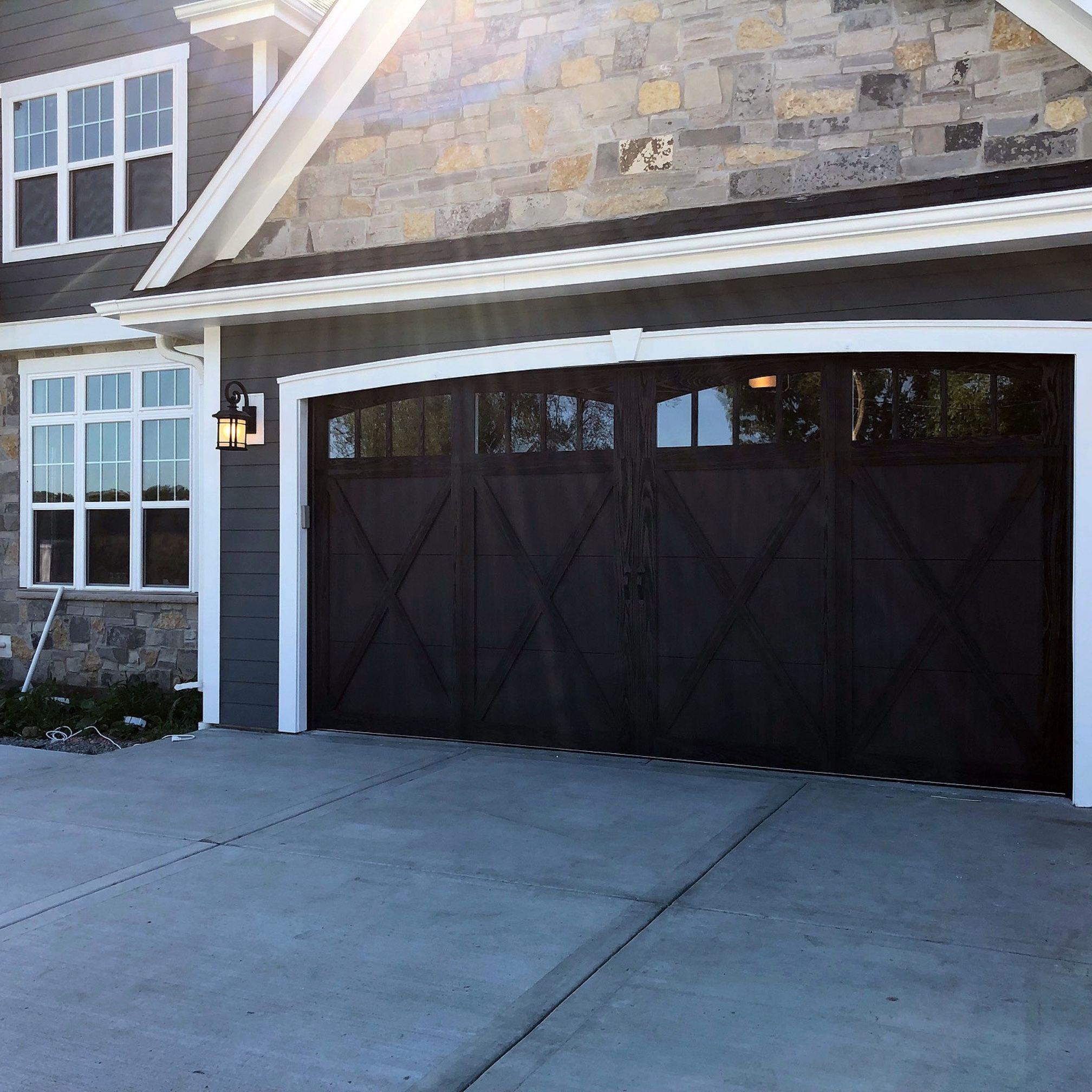 Shoreline Garage Doors By C H I Overhead Doors Overhead Door House Exterior Doors