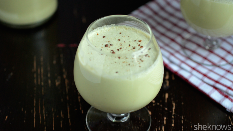 Traditional puerto rican rum coconut eggnog is what our winter traditional puerto rican rum coconut eggnog is what our winter wonderland dreams are made of forumfinder Choice Image