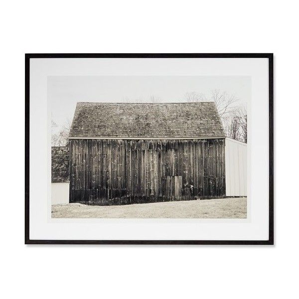Jody Dole Photography, Barn, Bushnell Farm ($720) ❤ liked on Polyvore featuring home, home decor, wall art, bushnell, photography wall art, photo wall art, barn wall art and textured wall art
