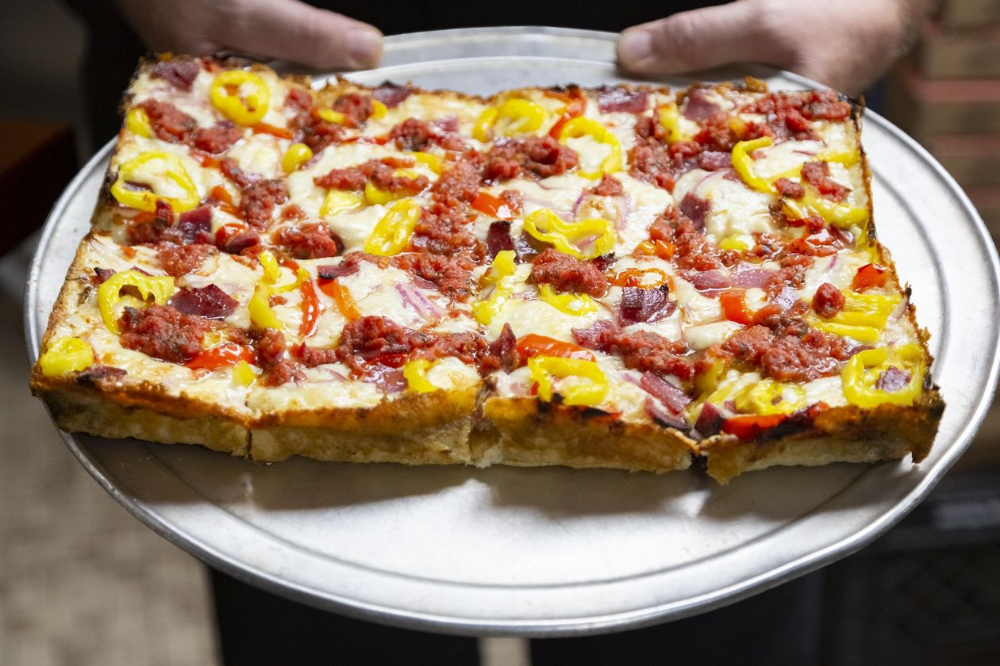 Pizza Quest A CrossCountry Guide to America's Best Pies