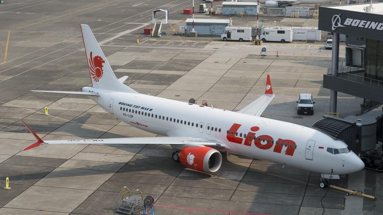 Resultado de imagen para Lion Air JT 610