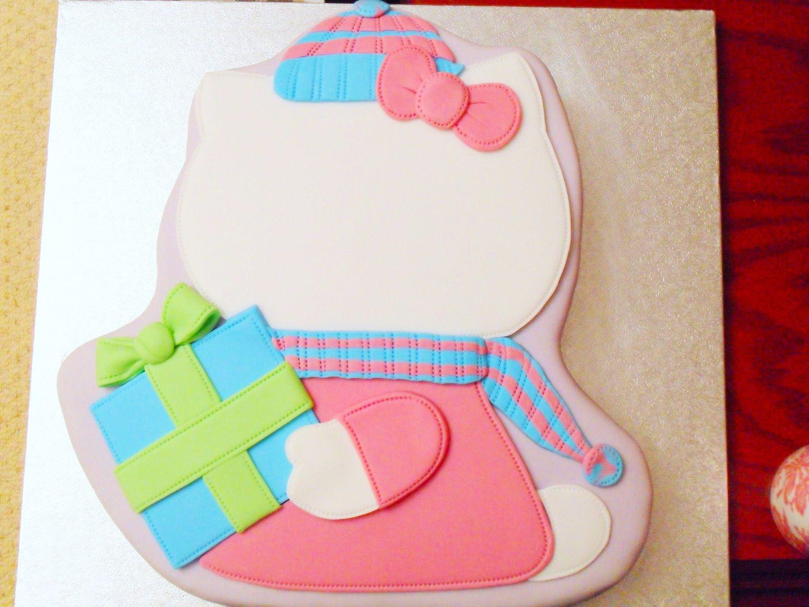 Deborah Hwang Torte: Come fare torta di Ciao Kitty