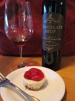 Chocolate Wine?  Yes, I tried it.  Check out my review.