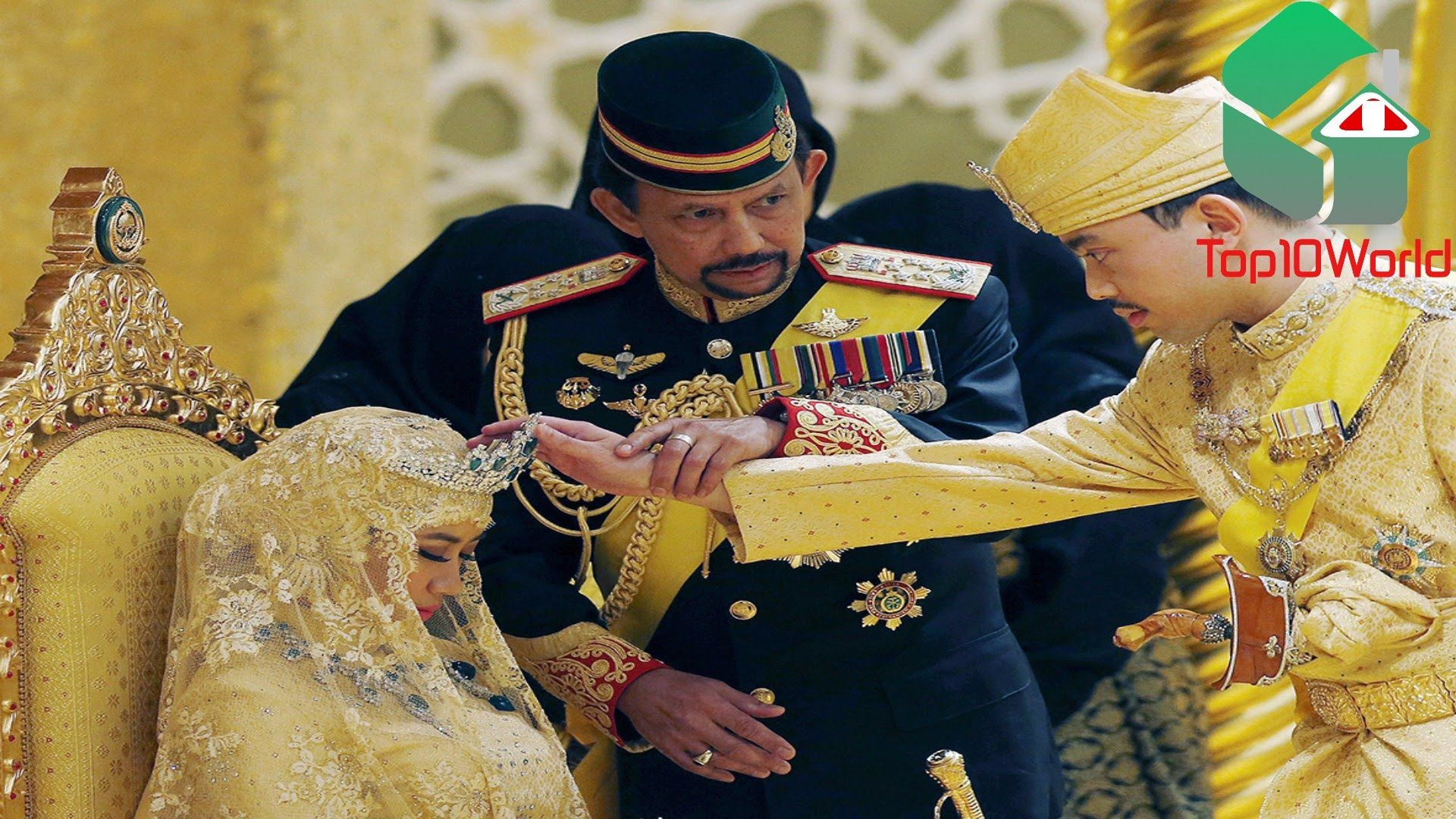 Top 15 Richest Royals In The World