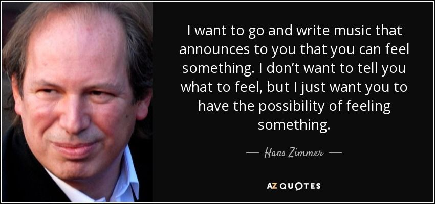 Top 25 Quotes By Hans Zimmer A Z Quotes Hans Zimmer Mozart Quotes 25th Quotes