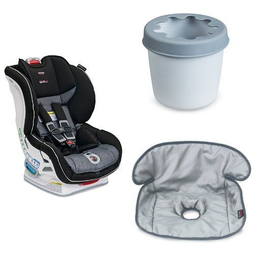 Britax ClickTight Marathon Convertible Car Seat with Cup Holder and ...