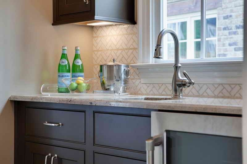 Faux Kitchen Backsplash Tile Board | Kitchen backsplash ...