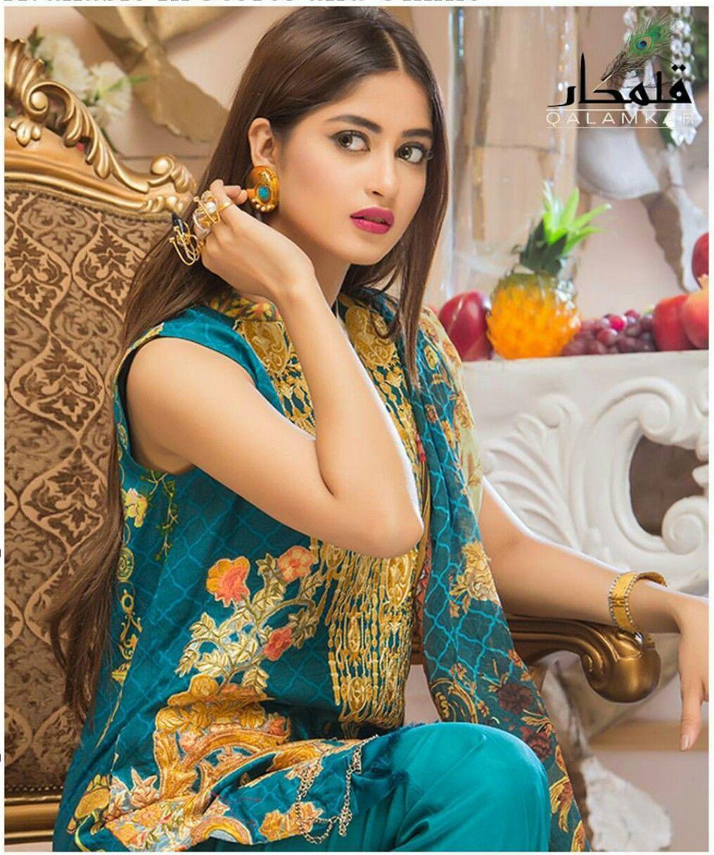 Sajal ali | Sajal ali wedding, Sajal ali, Pakistani bride