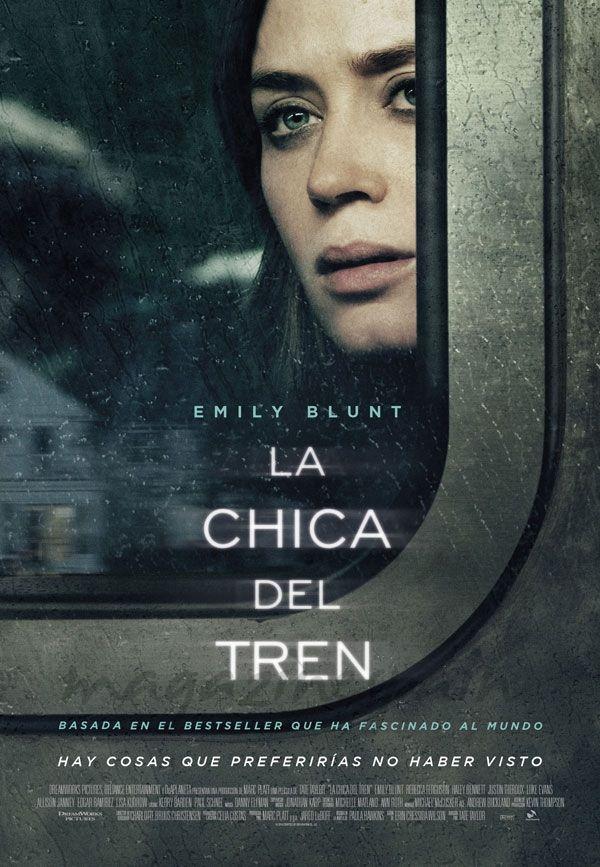 Estrenos De Cine De La Semana 21 De Octubre De 2016 Magazinespain Com Train Movie Movie Posters Movies 2016