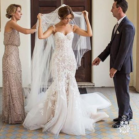 Gorgeous Gown By Steven Khalil Weddingideas Brides