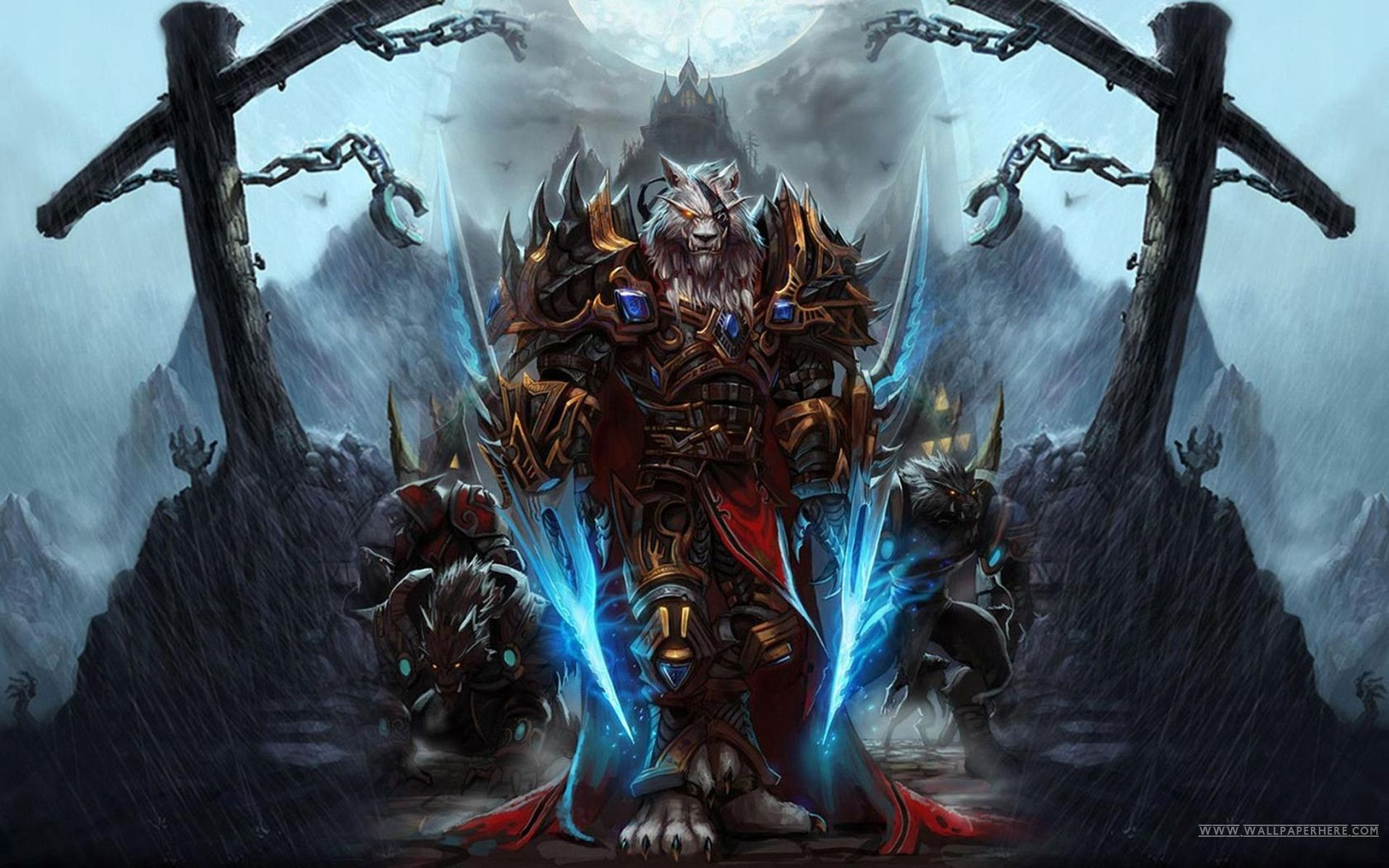 World Of Warcraft Backgrounds and Images HD Wallpapers