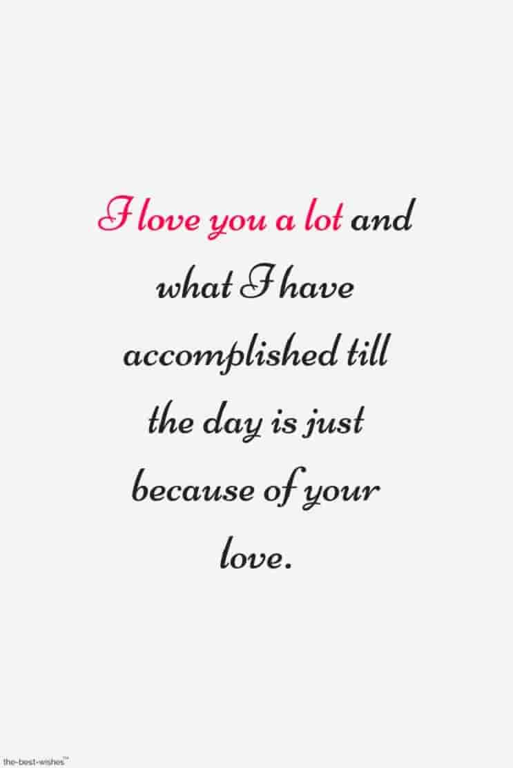Romantic Good Morning Love Quotes For Him Best Collection Girl