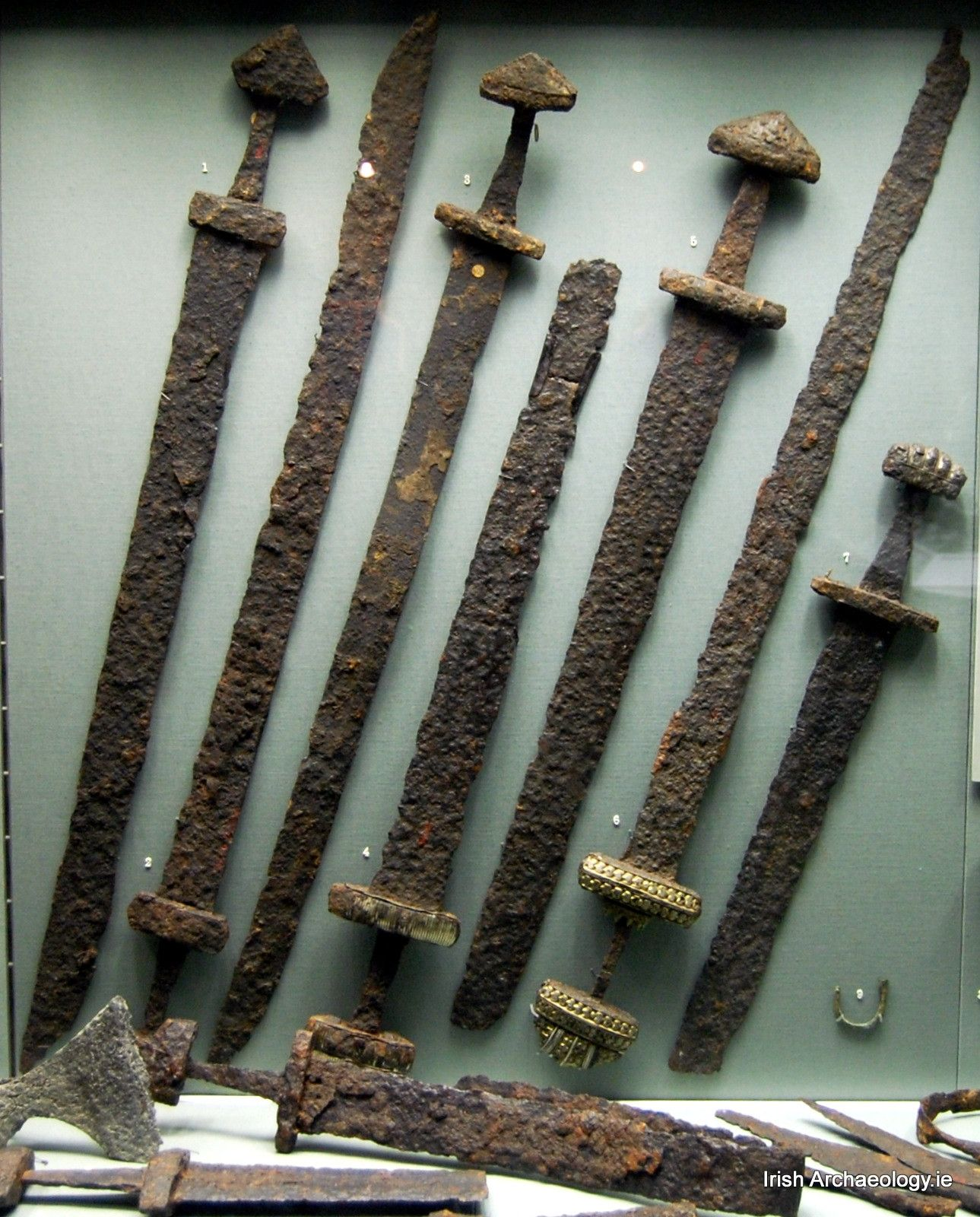Оружия викингов картинки