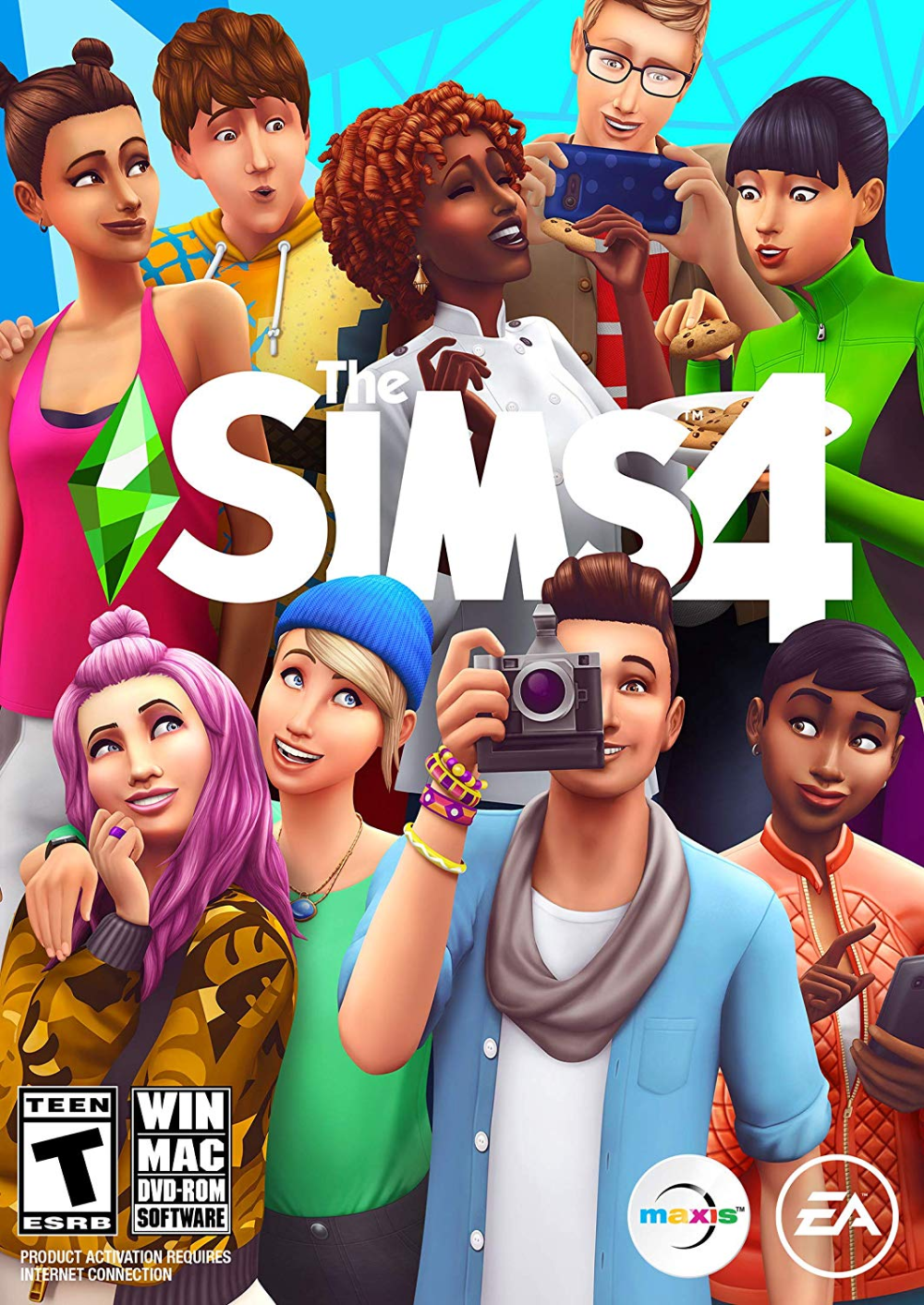 Sims 4 Pc Digital Download Walmart Com In 2020 The Sims 4 Pc Sims 4 Sims