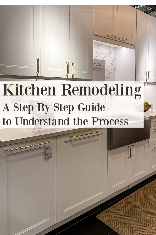 Diy Kitchen Renovation Steps