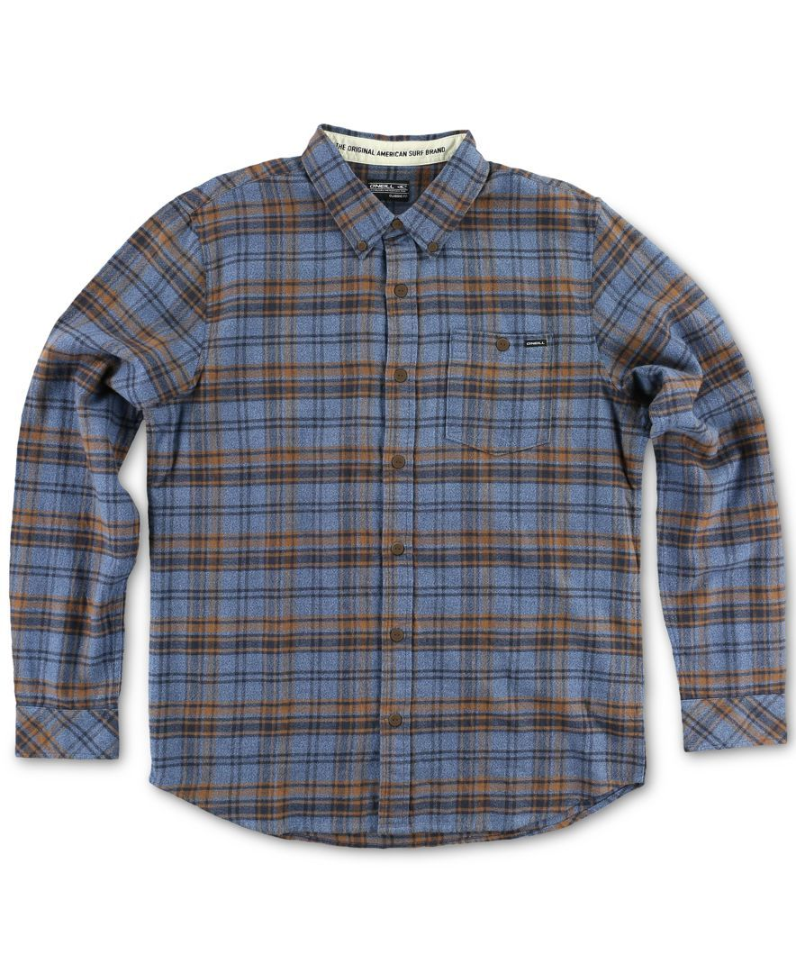 Button up flannel shirts  OuNeill Menus Redmond Flannel Shirt  Clothes  Pinterest  Flannel