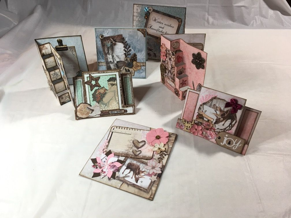 Christmas Cards with and without cardstock | Creator's Image Studio