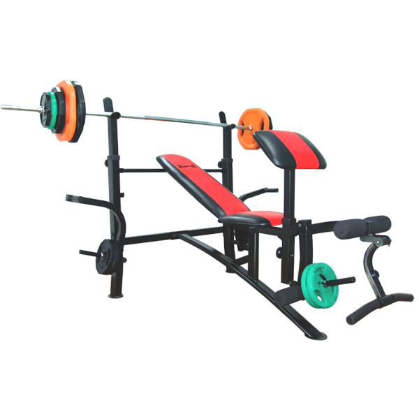 Purchase Four Postion Bench Press From Pro Body Line Gym Setup No Equipment Workout Bench Press
