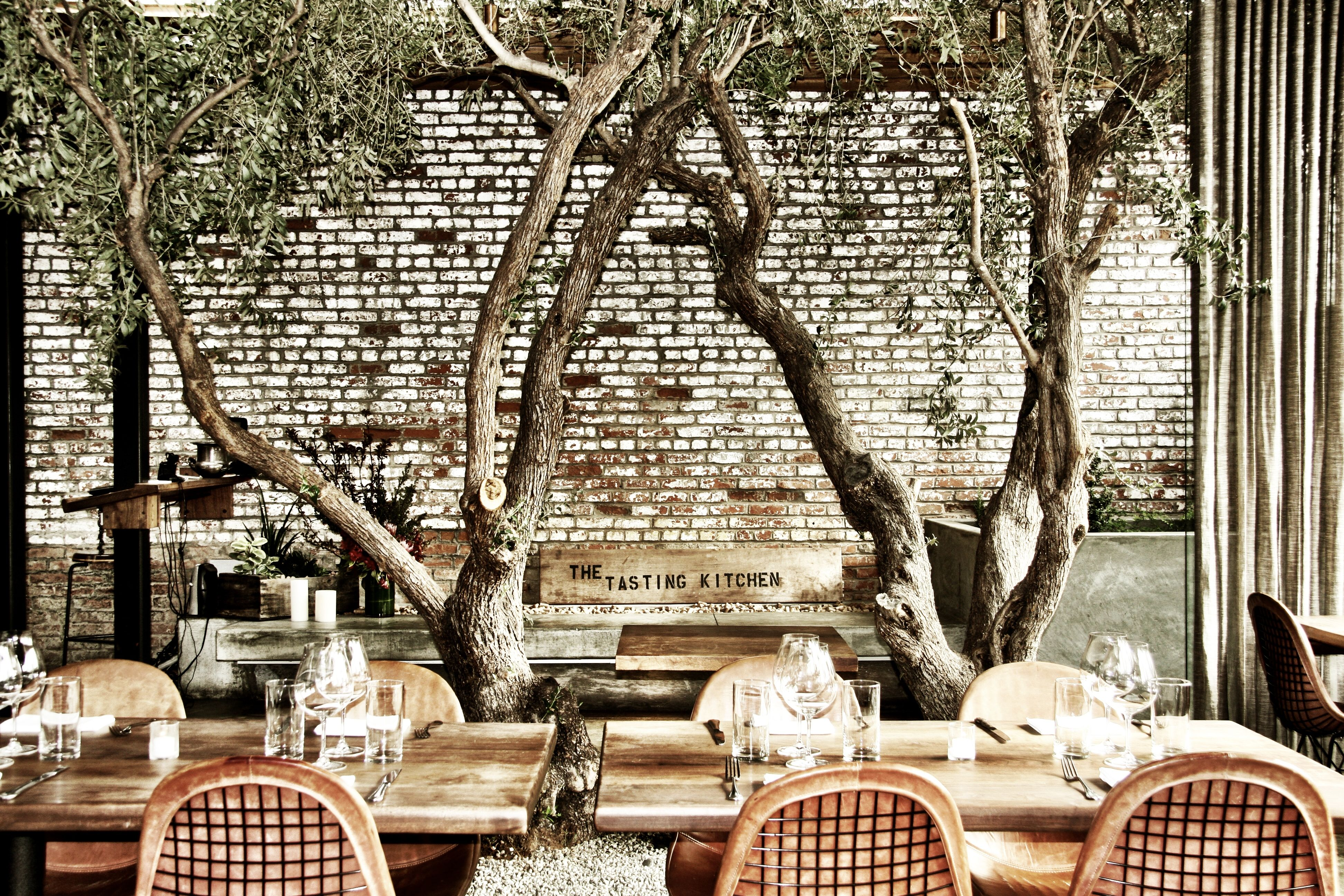 the tasting kitchen, venice. See
