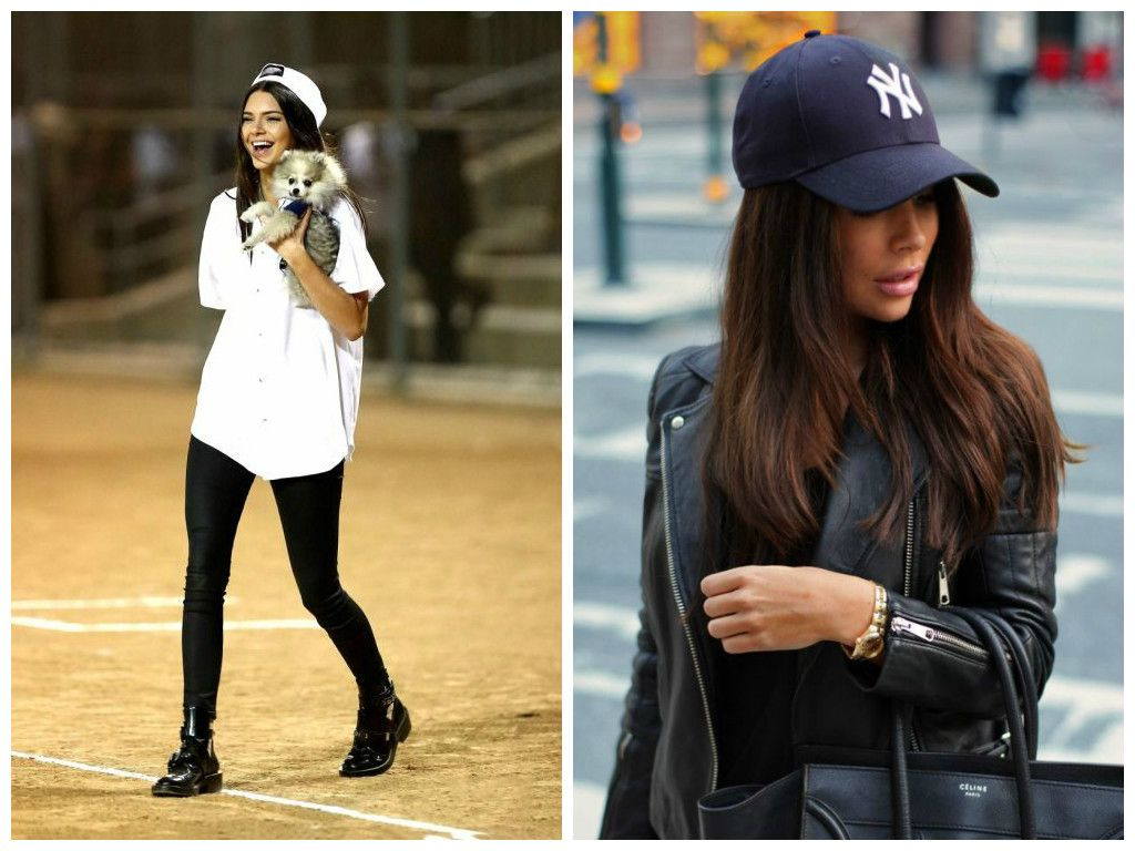 The Best Hairstyles To Wear With A Baseball Cap Hair World Magazine Baseball Cap Hairstyles Baseball Hat Hairstyles Cap Hair