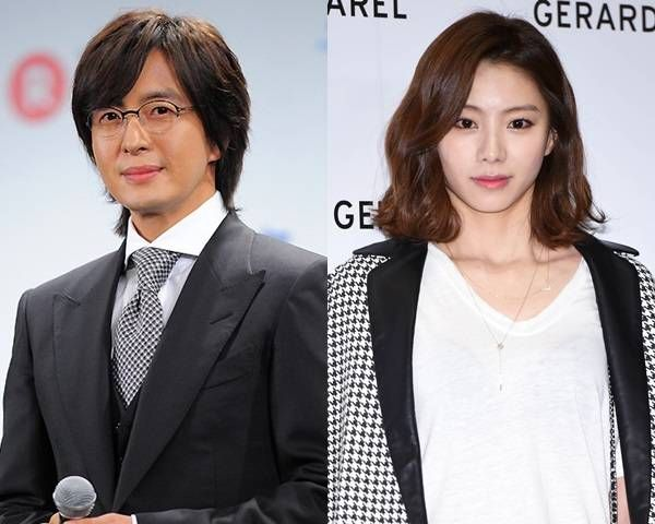 Park Soo Jin Shares On Her Upcoming Marriage To Bae Yong Joon Koogle Tv