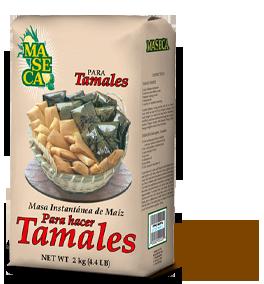 Yo Quiero Maseca por la masa de mis  tamales!