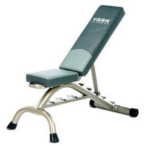 York Fitness Bench Weight Bench Benches Dumbell Bench Training Adjustable Weight Bench York Fitness Bench Workout