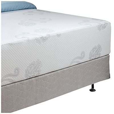 paula deen home by serta savannah evening gel memory foam queen mattress foundation set at. Black Bedroom Furniture Sets. Home Design Ideas