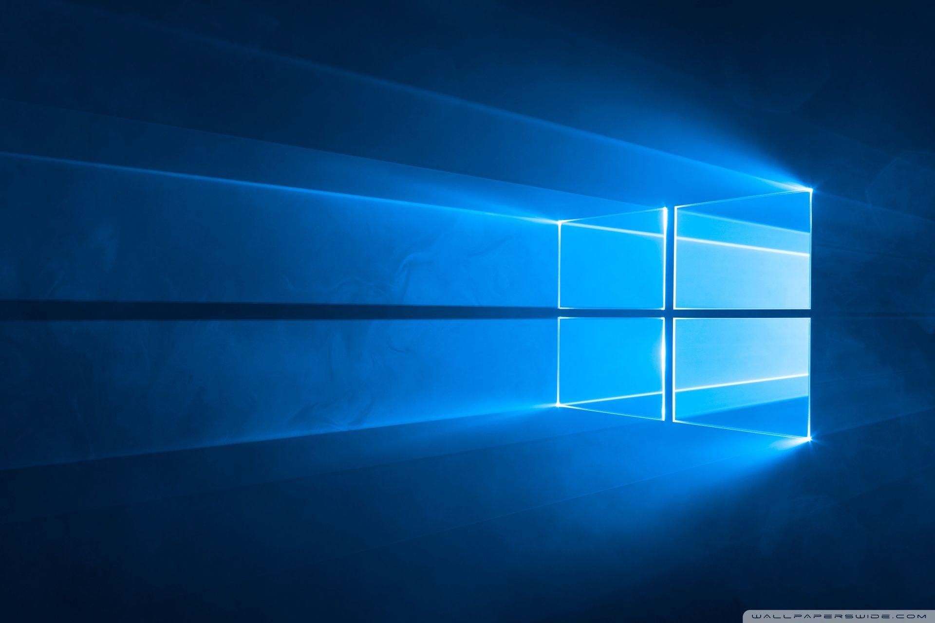 Windows 10 Hero 4k Hd Desktop Wallpaper Widescreen Fullscreen Microsoft Wallpaper Windows 10 Window Installation
