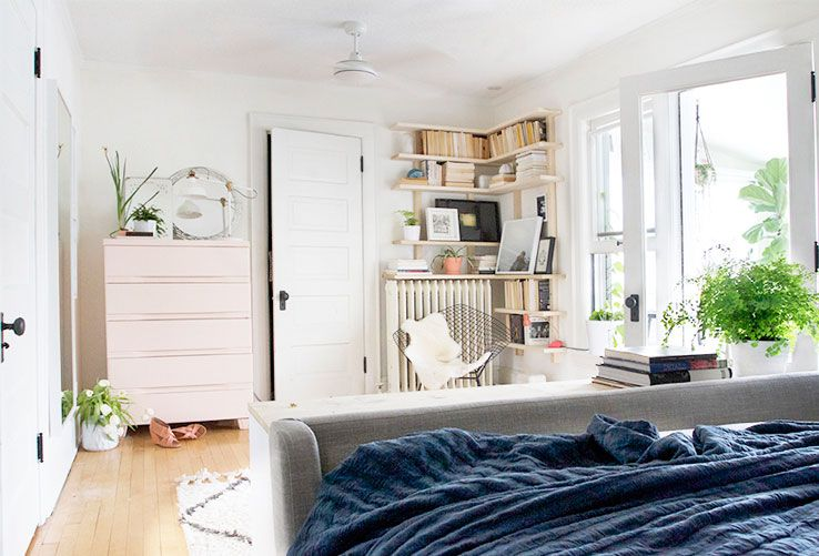 Redesigning An Odd Shaped Bedroom Small Room Bedroom Bedroom Makeover Modern Bedroom Design