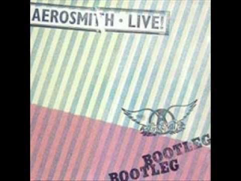 08 Sick As A Dog Aerosmith 1978 Live Bootleg Aerosmith Live Aerosmith Album Covers