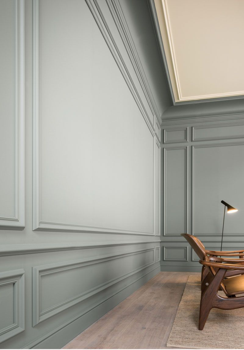 Paneling Interior Architecture Inspiration And Ideas Wainscoting Styles Millwork Wall Interior Design