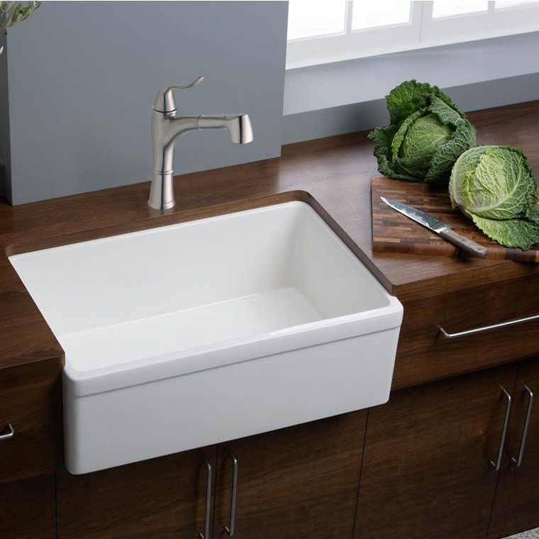 Farmhouse Sinks List! Discover The Best Farmhouse Kitchen Sinks For Your  Home. We Love