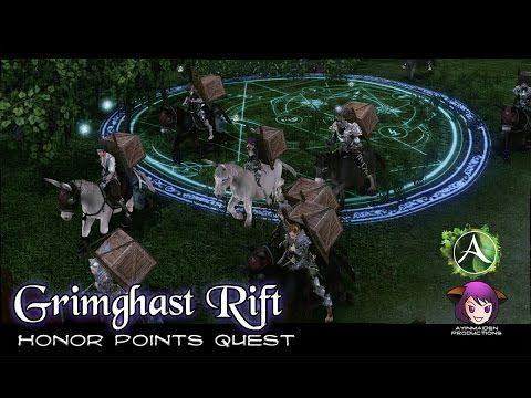 Grimghast Rift raid | Archeage