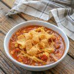 Das einfachste (und leckerste!) Chili-Rezept aller Zeiten