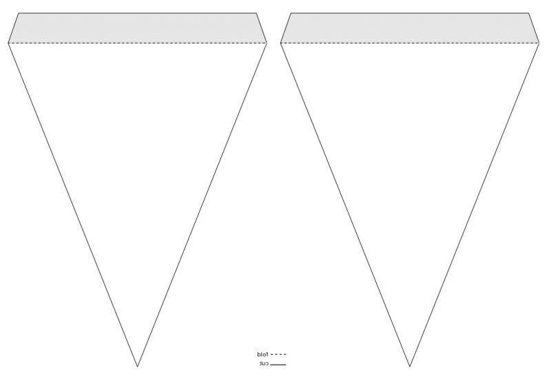 wimpelkette selber machen diy anleitung 5 vorlagen kostenlos hochzeit pinterest pennant. Black Bedroom Furniture Sets. Home Design Ideas