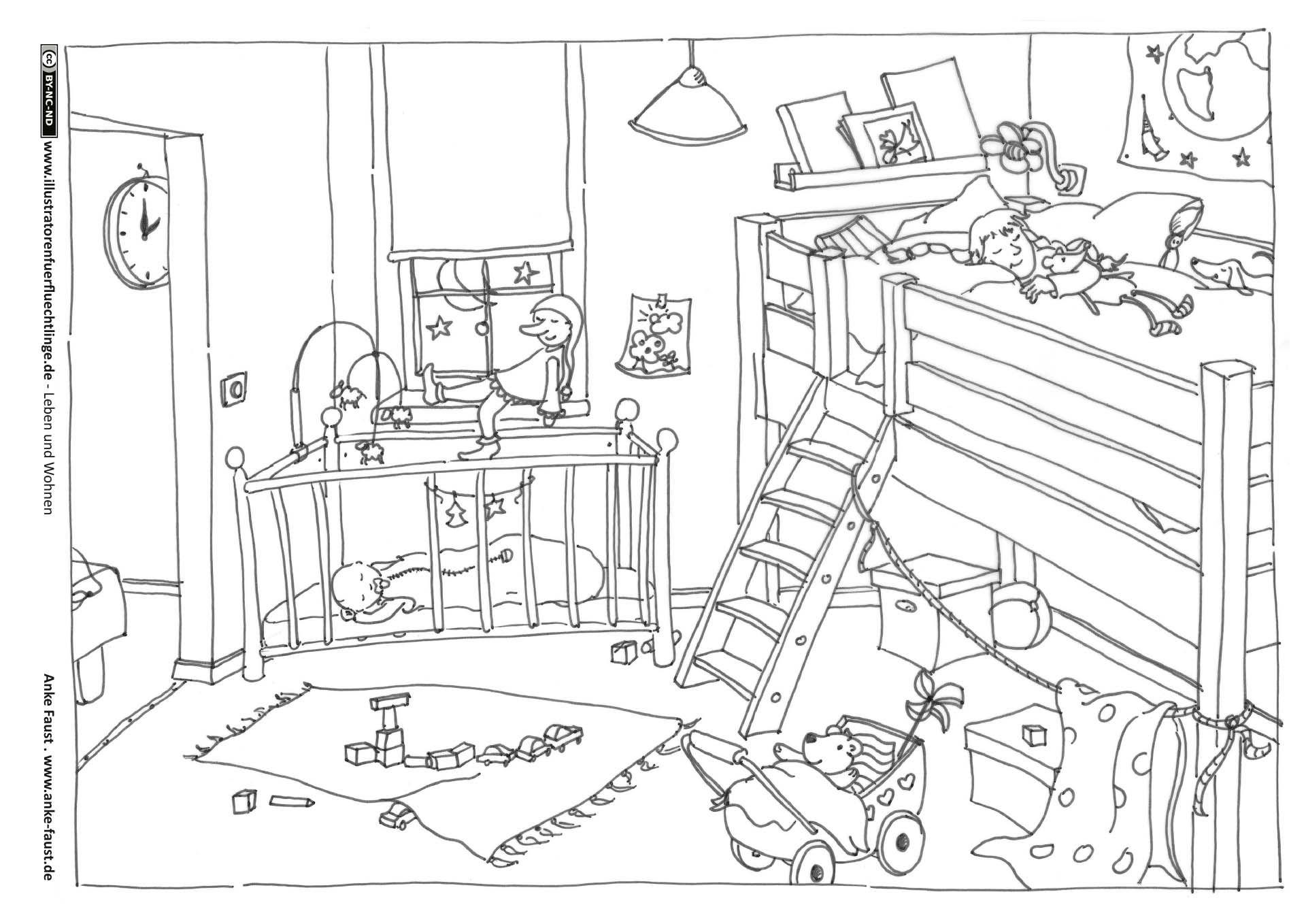 Schlafen Schlafzimmer Kinderzimmer (mit Bildern) Kinder
