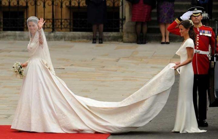 La robe de mariee kate middleton