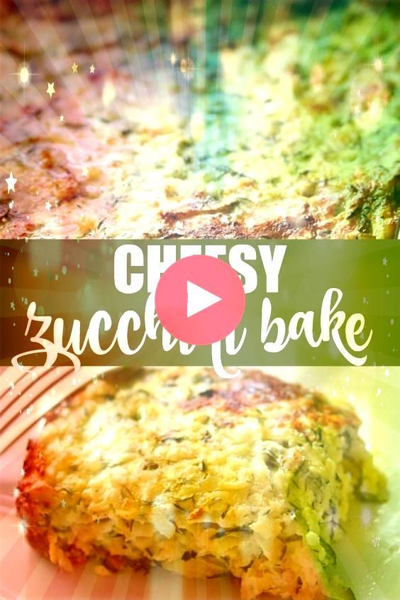 cheesy zucchini bake is SO GOOD A perfect easy casserole recipe to make on busy weeknightsThis cheesy zucchini bake is SO GOOD A perfect easy casserole recipe to make on...