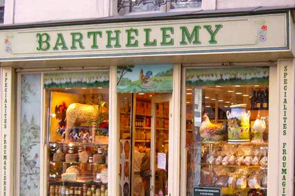 Barthélemy ~ one of the best cheese shops in Paris