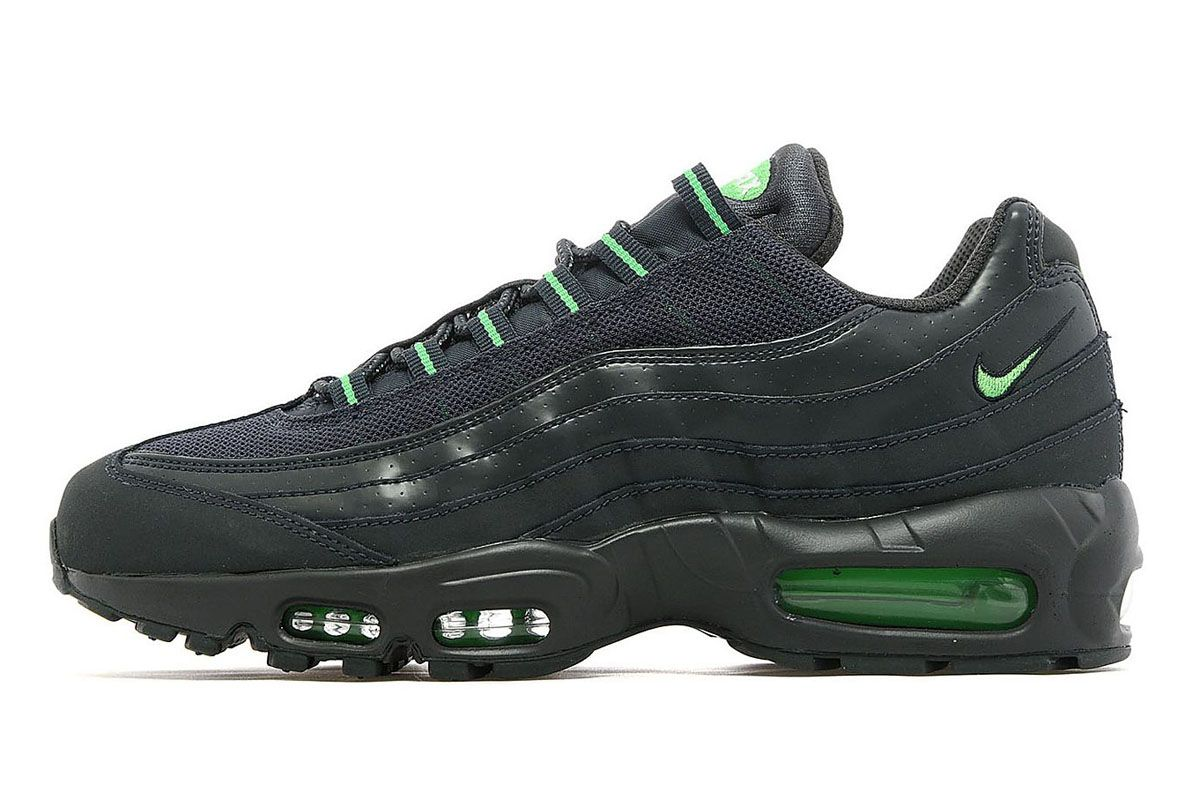 "Nike Air Max 95 ""JD Sports Exclusive"" Black & Green Nike"